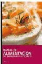 manual de alimentacion del empresario y estudiante marta gonzalez caballero 9788496804463