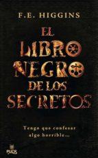 el libro negro de los secretos f. e. higgins 9788496886063