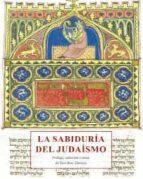 la sabiduría del judaismo-9788497169363