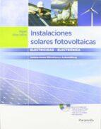instalaciones solares fotovoltaicas-miguel moro vallina-9788497327763