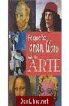 mi pequeño gran libro de arte-9788498062663