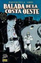 balada de la costa oeste (comic noir nº 8) jacques tardi 9788498144963