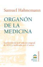 organon de la medicina-samuel hahnemann-9788498270563