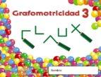 trazos y trazos 3. grafomotricidad educacion infantil  3/5-9788498775563