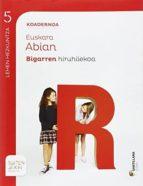 El libro de Lh 5 - hizkuntza koad. 2 - abian autor VV.AA. TXT!