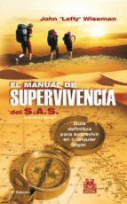 el manual de supervivencia del s.a.s. (special air service) (5ª e d) john wiseman 9788499100463