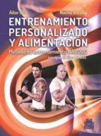 entrenamiento personalizado y alimentación. (ebook) aitor ocio nacho villalba 9788499105963