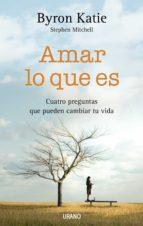 AMAR LO QUE ES (EBOOK)