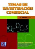 temas de investigación comercial (ebook)-francisco jose mas ruiz-9788499483863