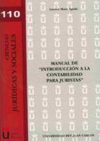 manual de introducción a la contabilidad para juristas (ebook)-leonor mora agudo-9788499826363
