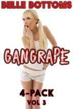 gang rape 4-pack vol 3 (ebook)-9788826448763