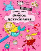 El libro de Gran libro de juegos y actividades (rosa) autor VV.AA. PDF!