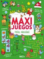 feliz navidad (maxi juegos)-9789463079563
