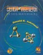 ciencia e ingenieria de los materiales (3ª ed.)-donald r. askeland-9789687529363