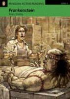 Penguin Active Reading 3: Frankenstein Book and CD-ROM Pack: Level 3 (Penguin Active Reading (Graded Readers))