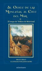 Mapa de Beleriand (Biblioteca J. R. R. Tolkien)
