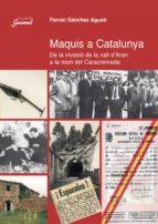 MAQUIS A CATALUNYA (EBOOK)
