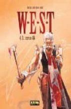 W.E.S.T 4. EL ESTADO 46 (CÓMIC EUROPEO)
