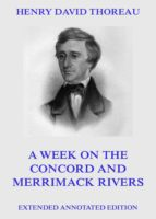 A WEEK ON THE CONCORD AND MERRIMACK RIVERS (EBOOK)