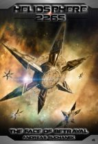 HELIOSPHERE 2265, VOLUME 4: THE FACE OF BETRAYAL (SCIENCE FICTION) (EBOOK)
