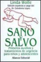 Sano y salvo (1º auxilio niños)