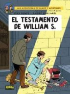 Blake&Mortimer 24. El Testamento de William S.
