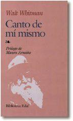 Canto De Mi Mismo (Biblioteca Edaf)