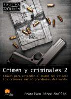 CRIMEN Y CRIMINALES II (EBOOK)