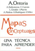 MAPAS CONCEPTUALES: UNA TECNICA PARA APRENDER