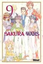 Sakura wars 9 (Shonen Manga)