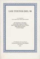 LOS TEXTOS DEL 98