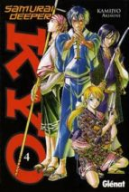 Samurai deeper Kyo 4 (Shonen Manga)