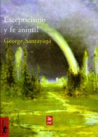 Escepticismo y fe animal: Introducción a un sistema de filosofía (Márgenes nº 9)