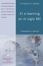 EL E-LEARNING EN EL SIGLO XXI (EBOOK)