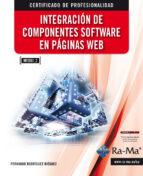INTEGRACIÓN DE COMPONENTES SOFTWARE EN PÁGINAS WEB. (EBOOK)