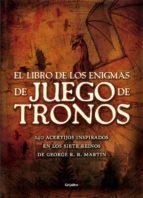 Los Enigmas De Juego De Tronos (OCIO Y ENTRETENIMIENTO)