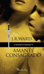 AMANTE CONSAGRADO (LA HERMANDAD DE LA DAGA NEGRA)