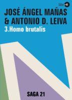 Homo brutalis (SAGA 21)