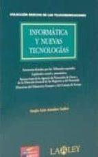 INFORMATICA Y NUEVAS TECNOLOGIAS