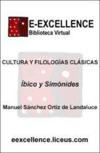 Íbico y Simónides