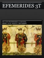 EFEMERIDES 3T (EBOOK)