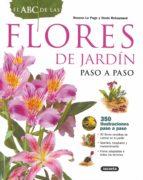 FLORES DE JARDIN PASO A PASO