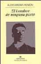 El hombre de ninguna parte (Panorama de narrativas)