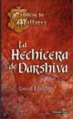 La hechicera de Darshiva (Fantasía Épica)
