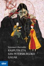 Rasputin eta San Petersburgoko gauak