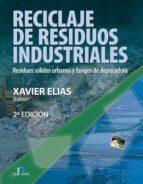 RECICLAJE DE RESIDUOS INDUSTRIALES (EBOOK)