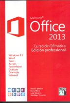 OFFICE 2013 CURSO OFIMATICA: CURSO OFIMATICA EDICION PROFESIONAL