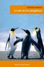 La isla de los pingüinos.