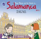 PEPERRATON AND HIS FRIENDS IN SALAMANCA (ACTIVITY BOOK WITH STICK ERS)