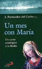 Un mes con María (Timonel)